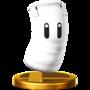 Trofeo de Saco de arena SSB4 (Wii U).png