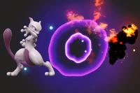 Vista previa de Confusión en la sección de Técnicas de Super Smash Bros. Ultimate