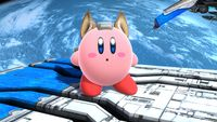 Fox-Kirby 1 SSB4 (Wii U).jpg