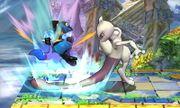 Lanzamiento hacia abajo Mewtwo (2) SSB4 (3DS).JPG