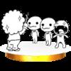 Trofeo de Chicos del coro SSB4 (3DS).png