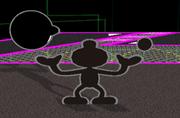 Lanzamiento hacia adelante Mr. Game & Watch (1) SSBM.png