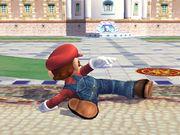 Ataque fuerte hacia abajo Mario SSBB.jpg