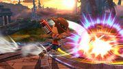 Ataque Smash hacia abajo (1) Tirador Mii SSB4 Wii U.jpg