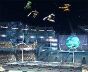 Estadio Pokémon 2 Tipo Volador SSBB.jpg
