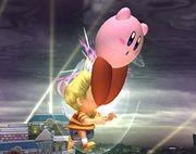 Smash meteórico Kirby SSBB.jpg