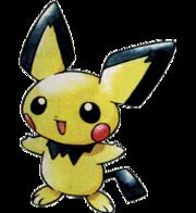 Pichu Pokémon Oro y Plata.png