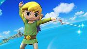 Toon Link en la Isla de Pilotwings SSB4 (Wii U).jpg