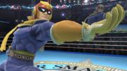 Captain Falcon haciendo una burla en el Cuadrilátero SSB4 (Wii U).png