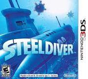 Carátula de Steel Diver.jpg