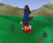 Ataque aéreo hacia arriba de Mario SSBM.png