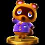 Trofeo de Tom Nook SSB4 (Wii U).png