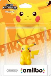 Embalaje del amiibo de Pikachu (América).jpg