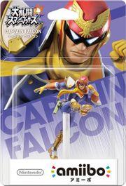 Embalaje del amiibo de Capitán Falcon (Japón).jpg
