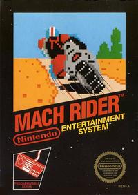 Carátula Mach Rider.png