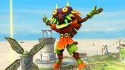 Skull Kid en Altárea SSB4 (Wii U).jpg
