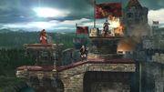 Marth, Ike y Daraen en el Castillo Asediado SSB4 (Wii U) (1).jpg