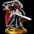 Trofeo del Caballero Negro SSB4 (Wii U).png