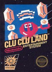 Portada de Clu Clu Land.jpg
