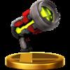 Trofeo de Pistola de rayos SSB4 (Wii U).png