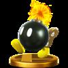 Trofeo de Bob-omba SSB4 (Wii U).png