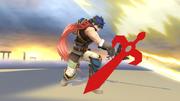 Pose de victoria de Ike (3-1) SSB4 (Wii U).png