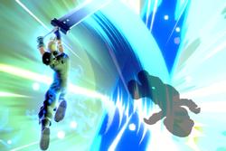 Vista previa de Omnilátigo / Omnilátigo Ver. 5 en la sección de Técnicas de Super Smash Bros. Ultimate