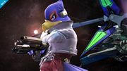 Falco en la Estacion Espacial SSB4 (Wii U).jpg