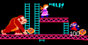 Mario, Pauline y DK en Donkey Kong (Arcade).png