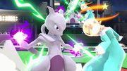 Mewtwo y Estela en el Estadio Pokémon SSBU.jpg