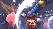 Ataque aéreo hacia arriba Mario Wii U SSB4.jpg