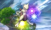 Ataque aéreo normal Mewtwo (1) SSB4 (3DS).JPG