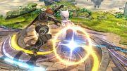 Lanzamiento hacia arriba Mewtwo (1) SSB4 (Wii U).JPG