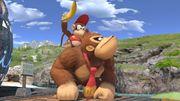 Donkey Kong y Diddy Kong en la Gran Bahía SSBU.jpg