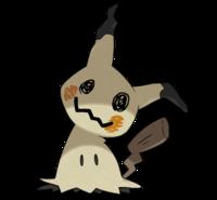 Art oficial de Mimikyu en Pokémon Sol y Luna.png