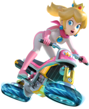Art de Peach en Mario Kart 8.png