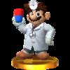 Trofeo de Dr. Mario SSB4 (3DS).png