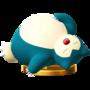 Trofeo de Snorlax SSB4 (Wii U).png