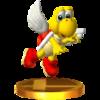 Trofeo de Koopa Paratroopa (rojo) SSB4 (3DS).png