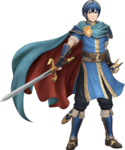 Artwork completo Marth Fire Emblem Warriors.png