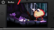 Bulbo rojo en Smashventura (2) SSB4 (3DS).png
