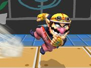 Ataque Smash lateral Wario SSBB.jpg