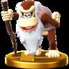 Trofeo de Cranky Kong SSB4 (Wii U).png
