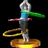 Trofeo de Aros mágicos SSB4 (3DS).png