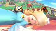 Estela caida en la Ciudad Smash SSB4 (Wii U).jpg