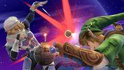 Link siendo atacado por la Granada fulminante SSB4 (Wii U).jpg