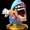 Trofeo de Wario (Peto) SSB4 (Wii U).png