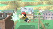 Ataque aéreo hacia adelante Ness SSB4 (Wii U).JPG