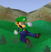 Ataque aéreo normal de Luigi SSBM.png