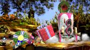 Créditos Modo Leyendas de la lucha Olimar SSB4 (Wii U).png